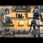 Arknights | DM-7 Duo Trapper Robin and Frost